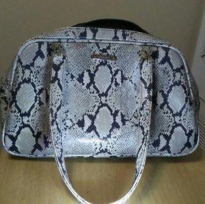Nine West snake handbag